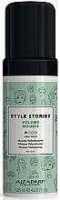 Parfüm, Parfüméria, kozmetikum Könnyen fixáló mousse - Alfaparf Milano Style Stories Volume Mousse