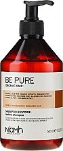 Parfüm, Parfüméria, kozmetikum Helyreállító sampon sérült hajra - Niamh Hairconcept Be Pure Restore Shampoo