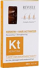 Parfüm, Parfüméria, kozmetikum Aktivátor - Revuele Keratin+ Ampoules Hair Restoration Activator