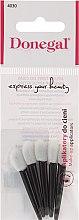 Parfüm, Parfüméria, kozmetikum Szemhéjfesték applikátor, 5 db, fekete-fehér - Donegal Eyeshadow Applicator