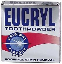 Parfüm, Parfüméria, kozmetikum Fogpor - Eucryl Toothpowder Original