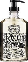 "Parfüm, Parfüméria, kozmetikum Marseille folyékony szappan ""Rózsa"", üvegben - Panier des Sens Liquid Marseille Soap"