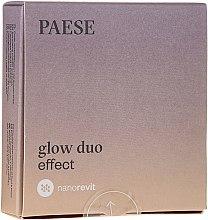 Parfüm, Parfüméria, kozmetikum Púder és arcpirosító - Paese Nanorevit Glow Duo Effect Powder And Blush