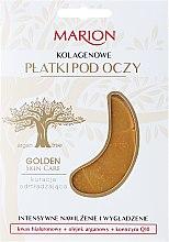 Parfüm, Parfüméria, kozmetikum Kollagén szempárna - Marion Golden Skin Care Collagens Flakes Eye