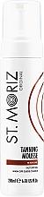 Parfüm, Parfüméria, kozmetikum Önbarnító mousse (közepes) - St.Moriz Instant Self Tanning Mousse Medium