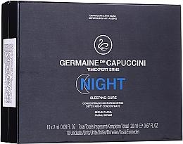 Parfüm, Parfüméria, kozmetikum Éjszakai méregtelenítő - Germaine de Capuccini Timexpert SRNS Night Sleeping-Cure