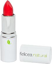 Parfüm, Parfüméria, kozmetikum Ajakrúzs, natúr - Felicea Natural Lipstick