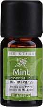 Parfüm, Parfüméria, kozmetikum Menta illóolaj - Hristina Cosmetics Mint Essential Oil