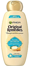 Parfüm, Parfüméria, kozmetikum Sampon - Garnier Original Remedies Elixir De Argan Shampoo