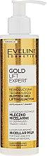 Parfüm, Parfüméria, kozmetikum Sminklemosó micellás tej - Eveline Cosmetics Gold Lift Expert