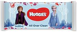 "Parfüm, Parfüméria, kozmetikum Gyerek nedves törlőkendő ""Natural Care Disney"" - Huggies"
