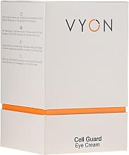 Parfüm, Parfüméria, kozmetikum Szemkörnyékápoló krém - Vyon Cell Guard Eye Cream