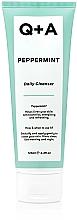 Parfüm, Parfüméria, kozmetikum Arctisztító mentával - Q+A Peppermint Daily Cleanser