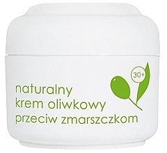 "Parfüm, Parfüméria, kozmetikum Ránctalanítú arckrém ""Natúr olíva"" - Ziaja Anti-Wrinkle Olive Natural Face Cream"
