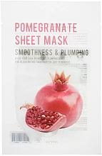 Parfüm, Parfüméria, kozmetikum Szövetmaszk gránátalma kivonattal - Eunyul Purity Pomegranate Sheet Mask