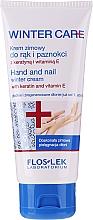 Parfüm, Parfüméria, kozmetikum Téli kéz és körömkrém - Floslek Winter Care Hand And Nail Winter Cream