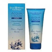 Parfüm, Parfüméria, kozmetikum Testkrém - Frais Monde Acqua Cream Body Sea Orange And Berries
