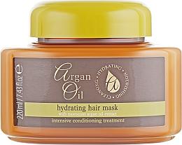 Parfüm, Parfüméria, kozmetikum Hajmaszk - Xpel Marketing Ltd Argan Oil Heat Hair Mask