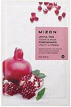 Parfüm, Parfüméria, kozmetikum Szövetmaszk gránátalma kivonattal - Mizon Joyful Time Essence Mask Pomegranate