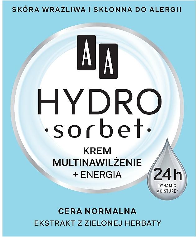 Multi hidratáló arckrém - AA Hydro Sorbet Moisturising & Energising Cream