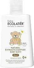 Parfüm, Parfüméria, kozmetikum Fürdető készítmény natúr kivonatok komplexumával 8 az 1 - Ecolatier Baby