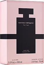 Parfüm, Parfüméria, kozmetikum Narciso Rodriguez For Her - Szett (edt/100ml + body/cr/75ml)
