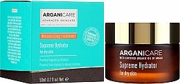 Parfüm, Parfüméria, kozmetikum Hidratáló arckrém - Arganicare Shea Butter Supreme Hydrator