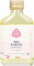 Parfüm, Parfüméria, kozmetikum Bio mandulaolaj gyerekeknek - Eliah Sahil Organic Almond Baby Oil