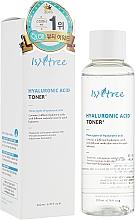 Parfüm, Parfüméria, kozmetikum Hidratáló tonik hialuronsavval - IsNtree Hyaluronic Acid Toner