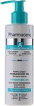 Parfüm, Parfüméria, kozmetikum Tisztító micellás gél érzékeny és allergiás bőrre - Pharmaceris A Physiopuric-Gel