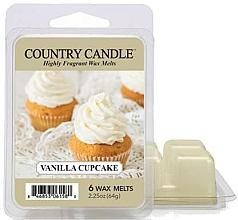 Parfüm, Parfüméria, kozmetikum Aromalámpa viasz - Country Candle Vanilla Cupcake Wax Melts