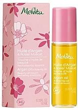 Parfüm, Parfüméria, kozmetikum Argán- és csipkebogyó olaj - Melvita Huiles De Beaute Argan & Rose Hip Oil Roll-On