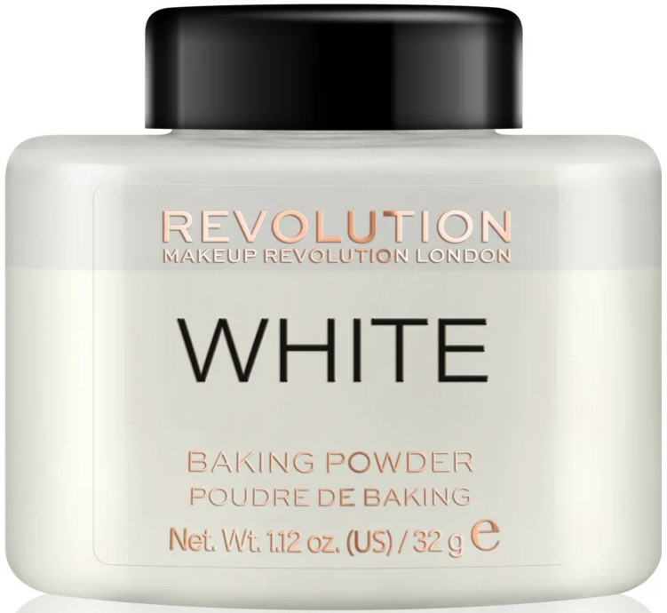 Porpúder - Makeup Revolution Baking Powder