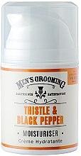 Parfüm, Parfüméria, kozmetikum Borotválkozás utáni hidratáló - Scottish Fine Soaps Mens Grooming Thistle & Black Pepper Moisturiser