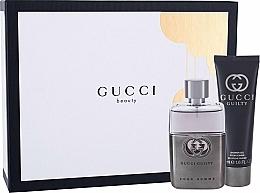 Parfüm, Parfüméria, kozmetikum Gucci Guilty Pour Homme - Szett (edt/50ml + sh/gel/50ml)