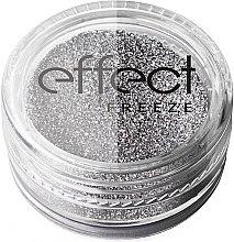 Parfüm, Parfüméria, kozmetikum Körömdíszítő púder - Silcare Freeze Effect