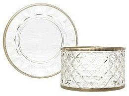 Parfüm, Parfüméria, kozmetikum Kellék szett - Yankee Candle Langham Faceted Glass Large Set