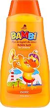 Parfüm, Parfüméria, kozmetikum Fürdőhab gyerekeknek - Bambi