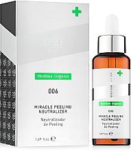 Parfüm, Parfüméria, kozmetikum Peeling semlegesítő № 006 - Simone DSD de Luxe Medline Organic Miracle Peeling Neutralizer