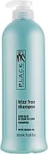 Parfüm, Parfüméria, kozmetikum Adagolós egyenesítő sampon rakoncátlan és göndör hajra - Black Professional Line