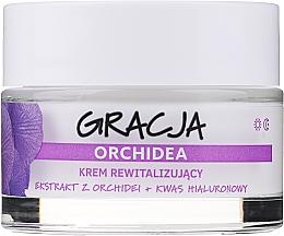 """Parfüm, Parfüméria, kozmetikum Revitalizáló ránctalanító krém """"Orchidea és hialuronsav"""" - Gracja Orchid Revitalizing Anti-Wrinkle Day/Night Cream"""
