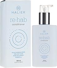 Parfüm, Parfüméria, kozmetikum Normalizáló kondicionáló zsíros hajra - Halier Re:hab Conditioner