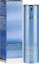 Parfüm, Parfüméria, kozmetikum Emulzió arcra - Orlane Anti-Fatigue Absolute Detox Emulsion