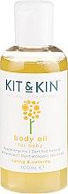 Parfüm, Parfüméria, kozmetikum Testolaj - Kit and Kin Body Oil