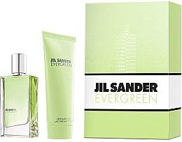 Parfüm, Parfüméria, kozmetikum Jil Sander Evergreen - Szett (edt/30ml + body/lot/75ml)