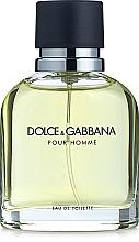 Parfüm, Parfüméria, kozmetikum Dolce & Gabbana Pour Homme - Eau De Toilette