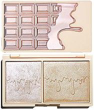 Parfüm, Parfüméria, kozmetikum Highlighter paletta - I Heart Revolution Chocolate Rose Gold Glow