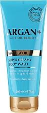 Parfüm, Parfüméria, kozmetikum Tusoló krém-gél - Argan+ Super Creamy Body Wash