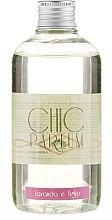 Parfüm, Parfüméria, kozmetikum Aromadíffúzor tartalék blokk - Chic Parfum Refill Lavanda e Tiglio