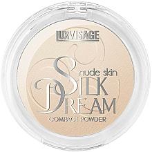 Parfüm, Parfüméria, kozmetikum Kompakt arcpúder - Luxvisage Silk Dream Nude Skin